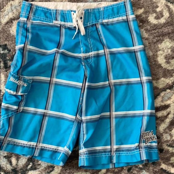 Billabong board shorts size 28